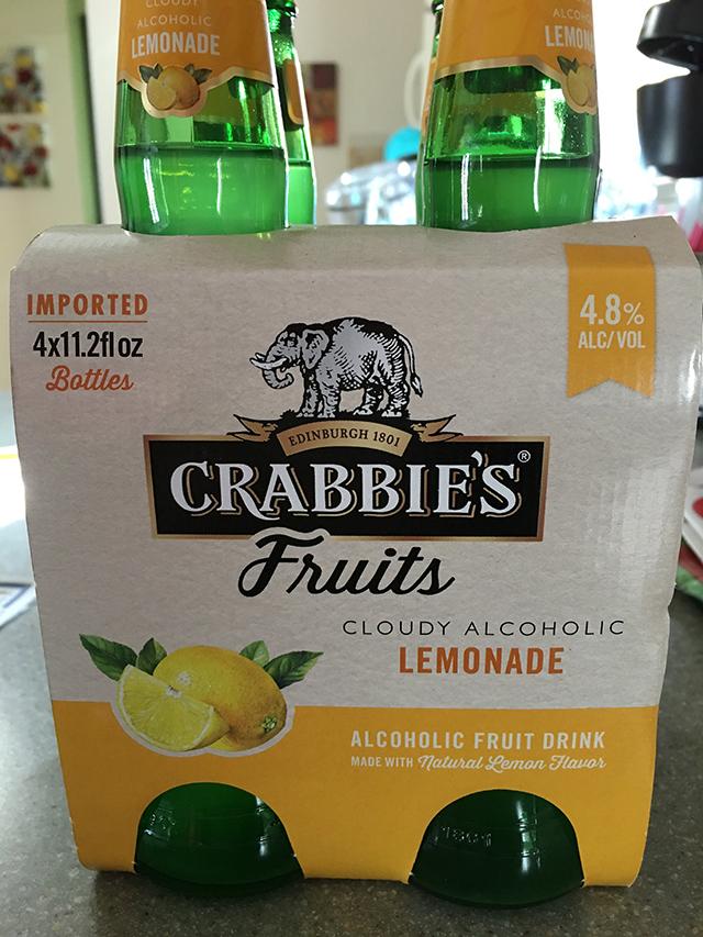 crabbie's lemonade