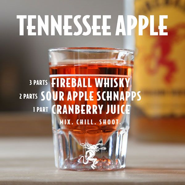 fireball tennessee apple recipe
