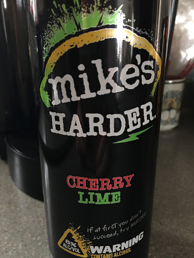 mike's harder cherry lime