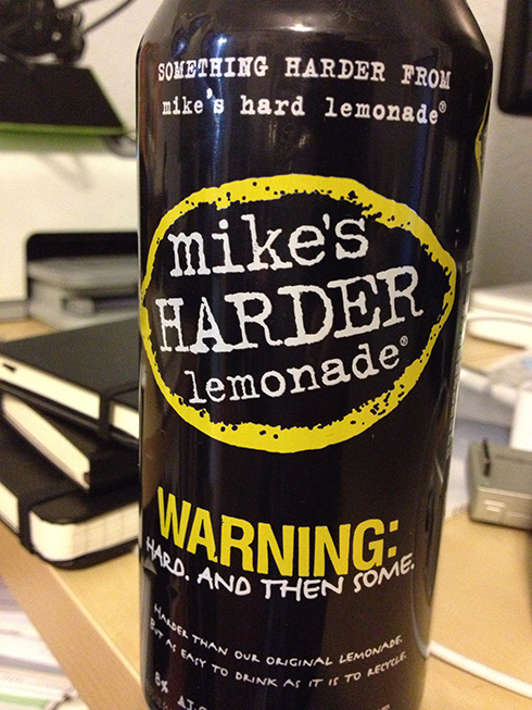 mikes harder lemonade