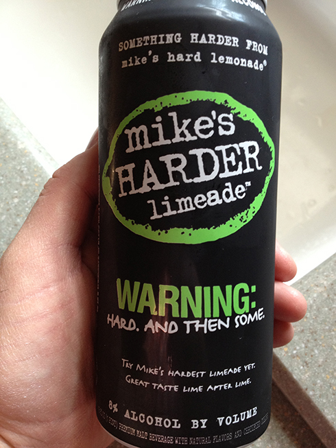 mike's harder limeade