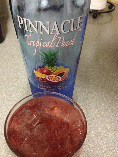 tropical punch vodka